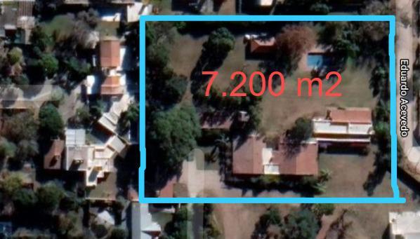 Foto Terreno en Venta en  Arguello,  Cordoba Capital  Terreno apto Housing de 7.200 m2 a  600 mts de Recta Martinolli al 8000