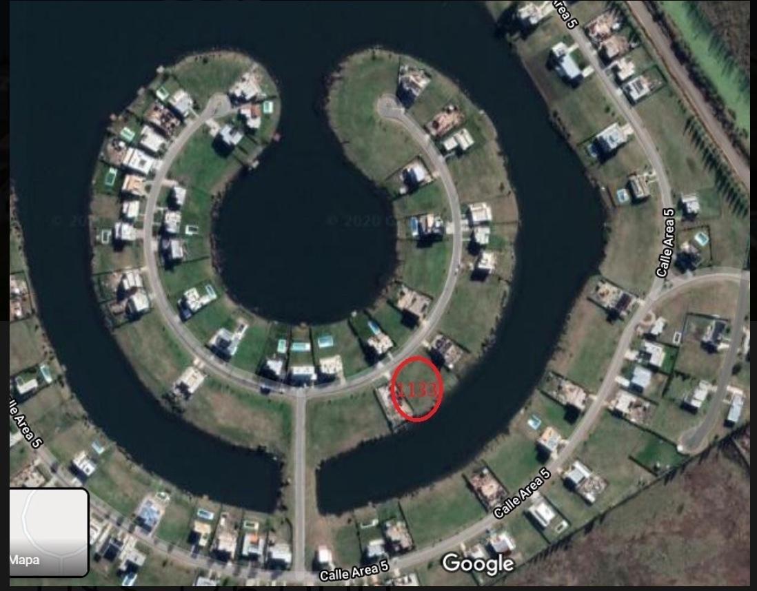 Foto Terreno en Venta en  San Matias,  Countries/B.Cerrado (Escobar)  espectacular lote a la laguna!!