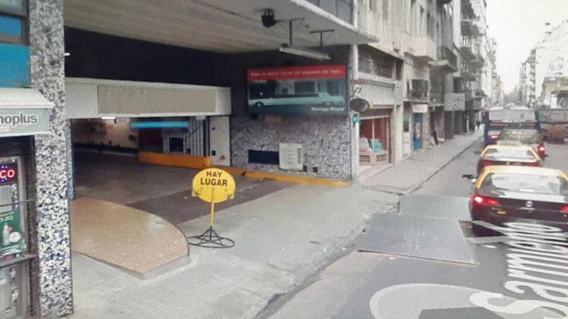 Foto Cochera en Venta en  San Nicolas,  Centro  SARMIENTO 1200