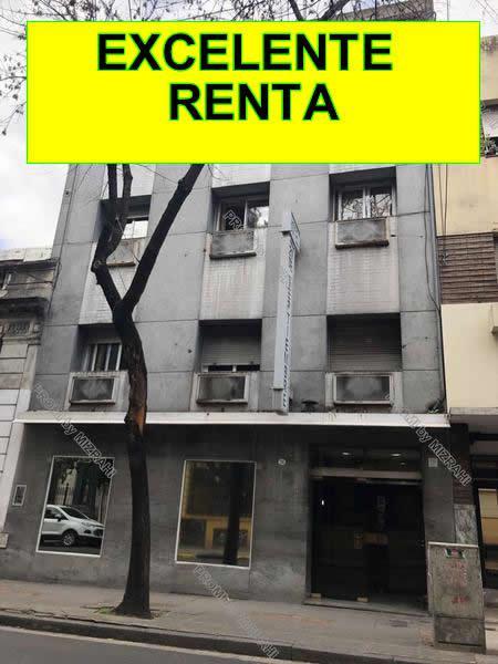 Foto Hotel en Venta en  Almagro ,  Capital Federal  Urquiza al 250