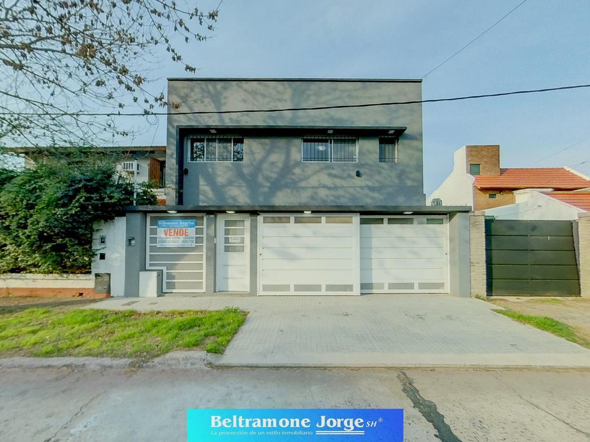 Foto Casa en Venta |  en  La Florida,  Rosario  Pje Gloria al 4100