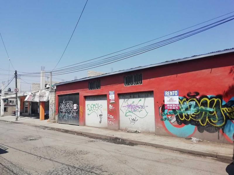Foto Bodega Industrial en Renta en  Rincón de las Huertas,  Santa Catarina  BODEGA EN RENTA, SAN PABLO AUTOPAN