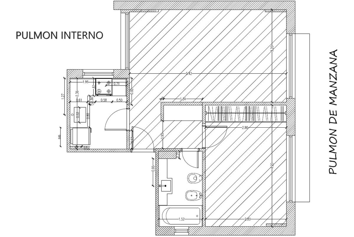 Foto Departamento en Venta en  Retiro,  Centro  Cerrito 1216, Piso 6 b
