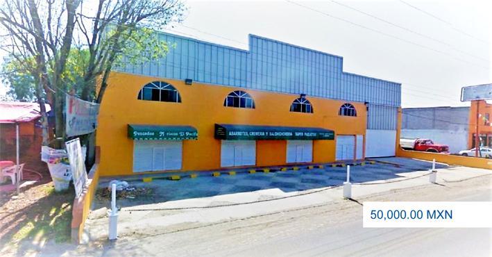 Foto Local en Renta en  Capula,  Tepotzotlán  Bodega de 460m2 en RENTA en Tepotzotlan Estado de México con baño completo y oficinas