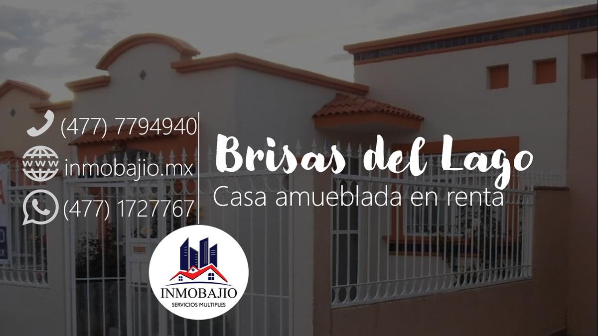 Foto Casa en Renta en  Fraccionamiento Brisas del Lago,  León  Casa amueblada de un piso en Brisas del Lago