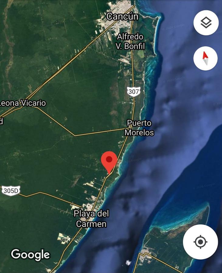 Foto Terreno en Venta en  Solidaridad ,  Quintana Roo  TERRENO COMERCIAL EN VENTA SOLIDARIDAD QUINTANA ROO