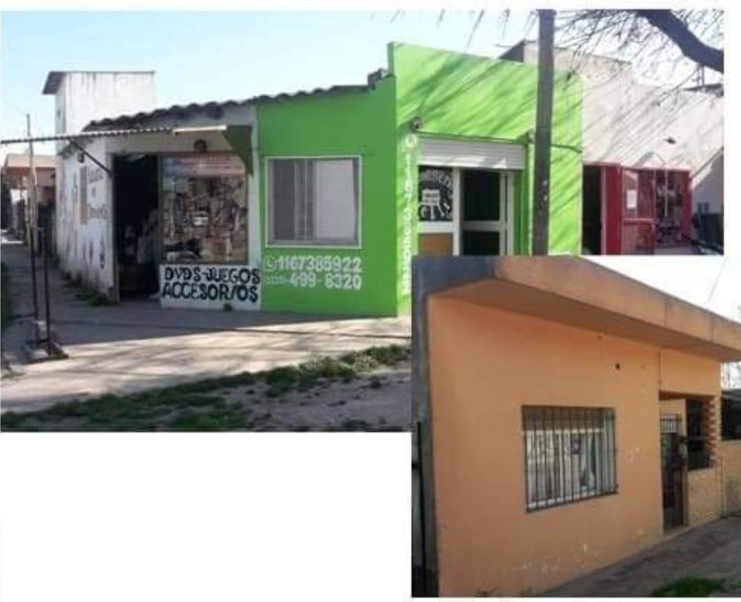 Foto Casa en Venta |  en  Marcos Paz ,  G.B.A. Zona Oeste  CARLOS GARDEL E/ EL MATE Y EL MALACARA