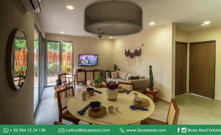 Picture Apartment in Sale in  Tulum ,  Quintana Roo  Carmela Condo in Tulum, Quintana Roo | Code 329