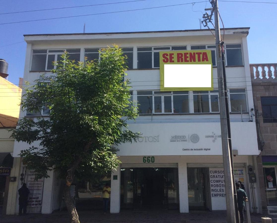 Foto Local en Renta en  Industrial Aviación,  San Luis Potosí  Bodega en Eje Vial #660, San Luis Potosí, S.L.P