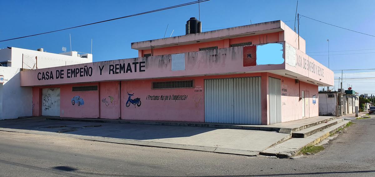 Foto Local en Venta en  Chetumal ,  Quintana Roo  EDIFICIO COMERCIAL EN AV  MAXUXAC