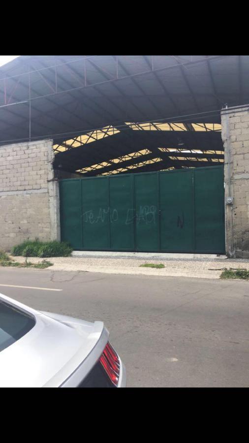 Foto Bodega Industrial en Venta en  Toluca ,  Edo. de México  Bodega en VENTA, Wenceslao Labra, Toluca, Estado de México