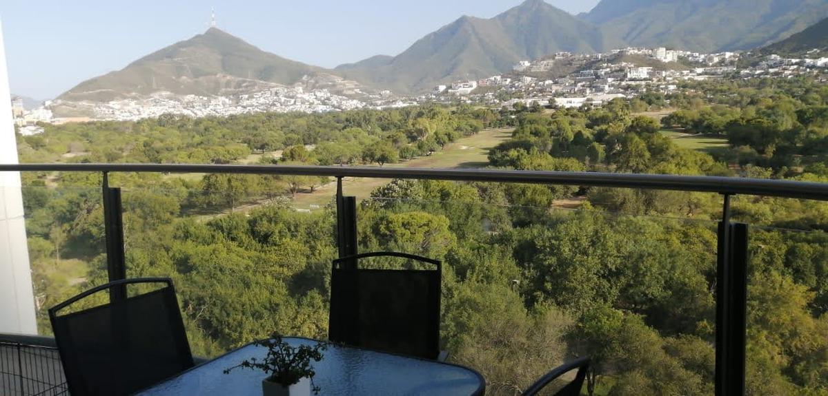 Foto Departamento en Venta en  Jardines de Campestre,  San Pedro Garza Garcia  Venta de Departamento en hermoso en SAQQARA