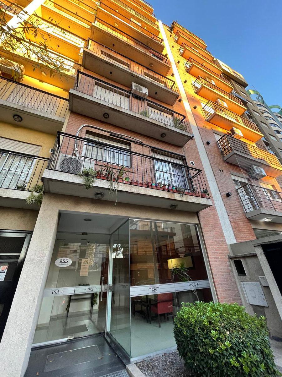 Foto Departamento en Alquiler en  San Miguel ,  G.B.A. Zona Norte  LAS HERAS N° 955, 4° B