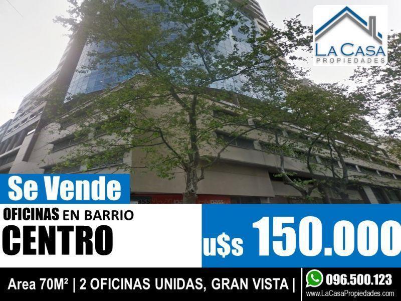 Foto Oficina en Venta en  Centro,  Montevideo  YAGUARON 1400