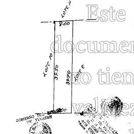 Foto Terreno en Venta en  Montes de Ame,  Mérida  Terreno en Venta en Montes de Amé, a 3 calles de Buyán Apartments