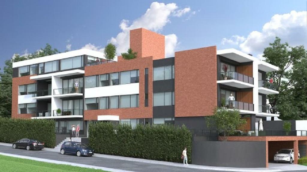 Foto Departamento en Venta en  Cumbayá,  Quito   Cumbayá , sector Auqui Chico, 2 dormitorios, terraza cubierta 22 m2, hermosa vista,  $162.421