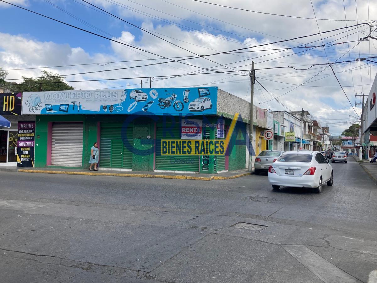 Foto Local en Renta en  Centro,  Tuxpan  LOCAL COMECIAL EN EXCELENTE UBICACIÓN EN AVE JUÁREZ