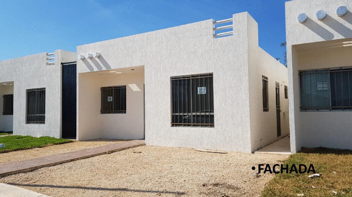Foto Casa en Renta en  Fraccionamiento Las Américas,  Mérida  En renta casa nueva y lista para estrenar en Las Américas, en el norte de Mérida.