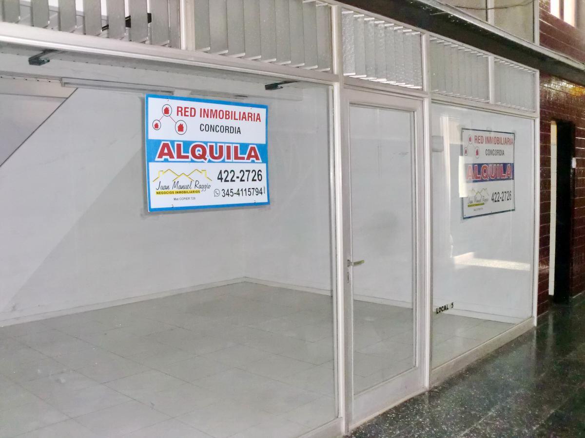 Foto Local en Alquiler en  Concordia ,  Entre Rios  San Martin 28 - Local 5