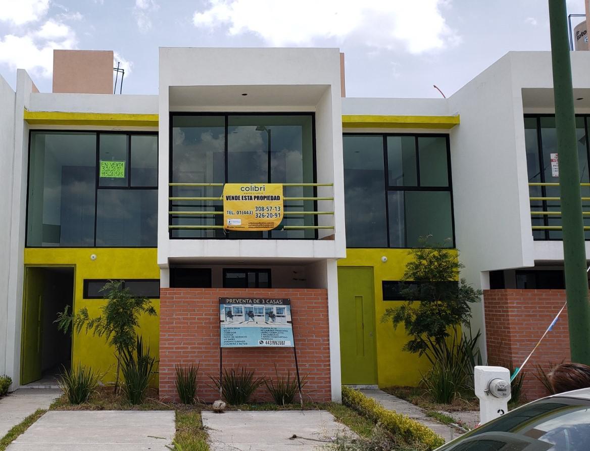 Foto Casa en Venta |  en  Río Florido,  Morelia  FRACC. PASEO ALEJANDRINAS