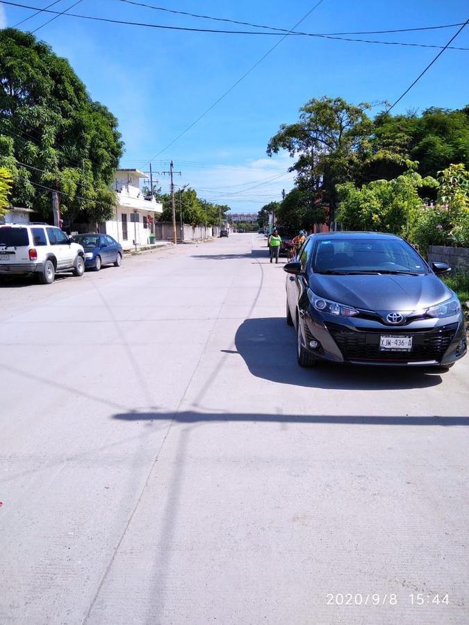 Foto Terreno en Venta en  Candelario Garza,  Ciudad Madero  Terreno en venta en Colonia Candelario Garza