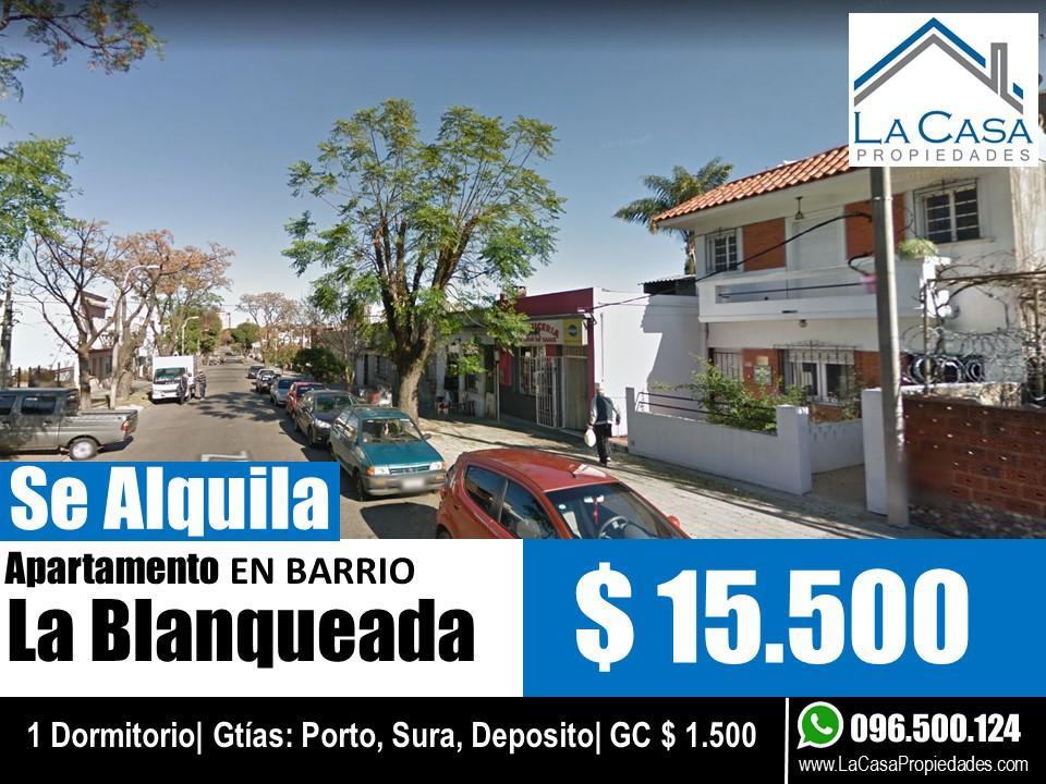Foto Apartamento en Alquiler en  La Blanqueada ,  Montevideo  Cadiz al 2900