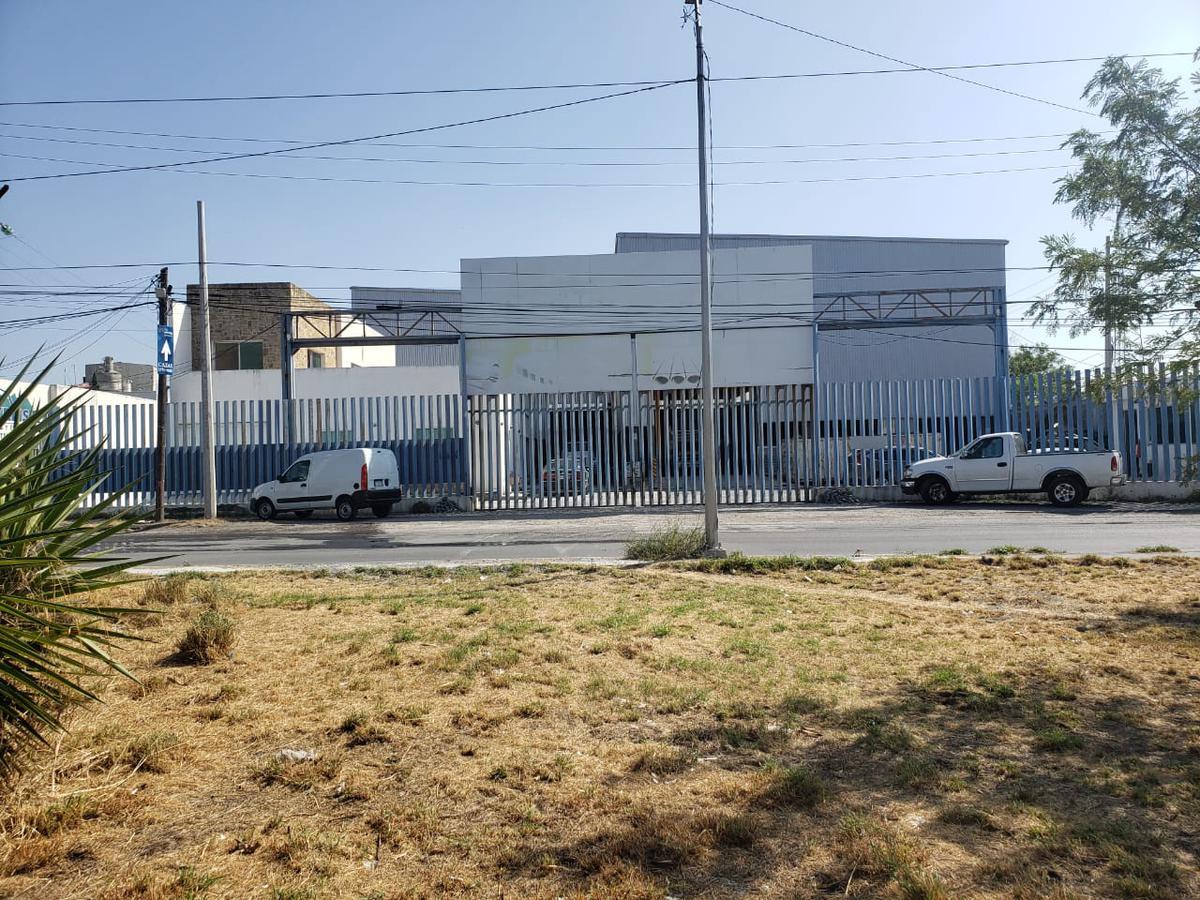Foto Bodega Industrial en Venta en  Los Lermas,  Guadalupe  los lermas