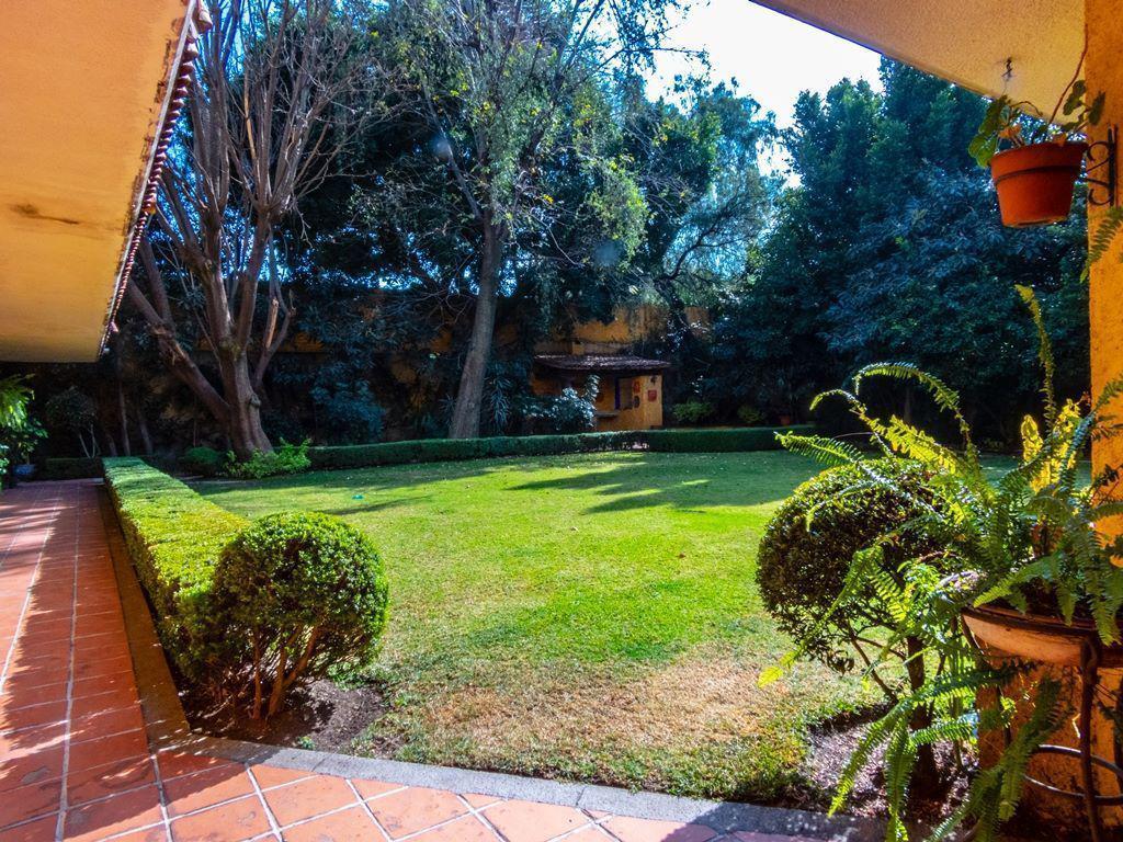 Foto Casa en Venta en  Jardines del Pedregal,  Alvaro Obregón  Fuego, Jardines del Pedregal