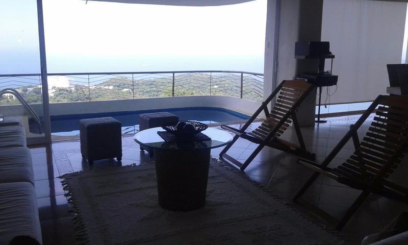 Foto Departamento en Renta temporal en  La Cima,  Acapulco de Juárez  Departamento en la Cima Acapulco  para renta por dia o año
