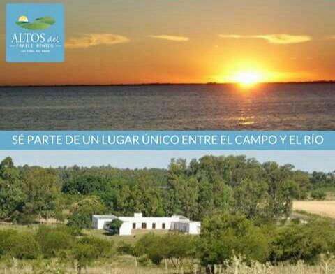 Foto Terreno en Venta en  Fray Bentos ,  Río Negro  ruta panoramica