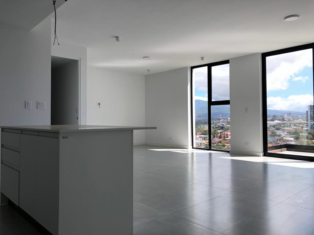 Foto Departamento en Venta en  Mata Redonda,  San José  PH  en Rohrmoser / 3 Habitaciones /Exclusividad/ vistas/ Iluminación