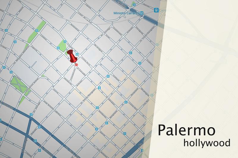 Foto Departamento en Venta en  Palermo Hollywood,  Palermo  El Salvador al 6000