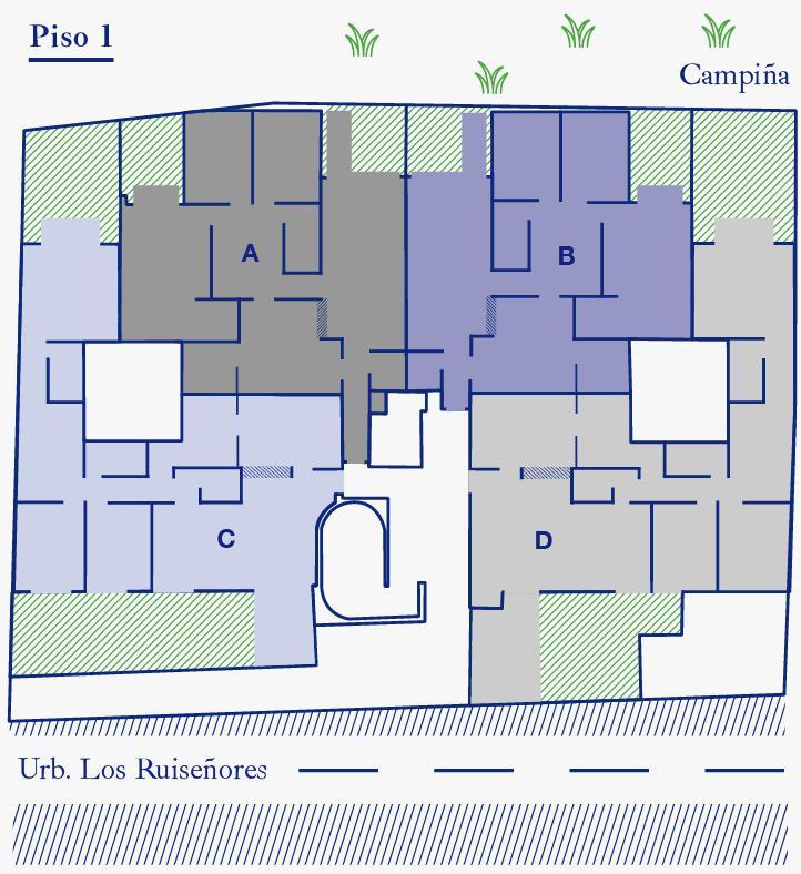 Foto Departamento en Venta en  Cayma,  Arequipa  Los Ruiseñores A9