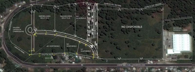 Foto Campo en Venta en  El Tizatillo,  Tegucigalpa   Plantel Ideal para Bodega en 14 Km salida al sur, Tizatillo