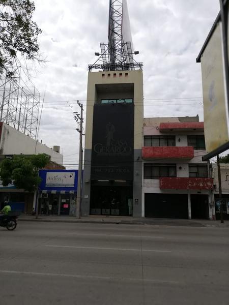 Foto Edificio Comercial en Renta en  Centro Sinaloa,  Culiacán  EDIFICIO COMERCIAL EN RENTA EN COLONIA ALVARO OBREGON