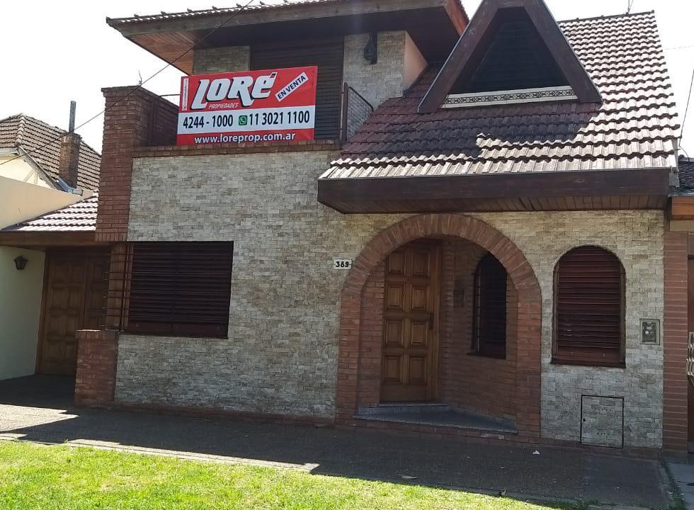 Foto Casa en Venta en  Lomas De Zamora ,  G.B.A. Zona Sur  M. Curie al 300