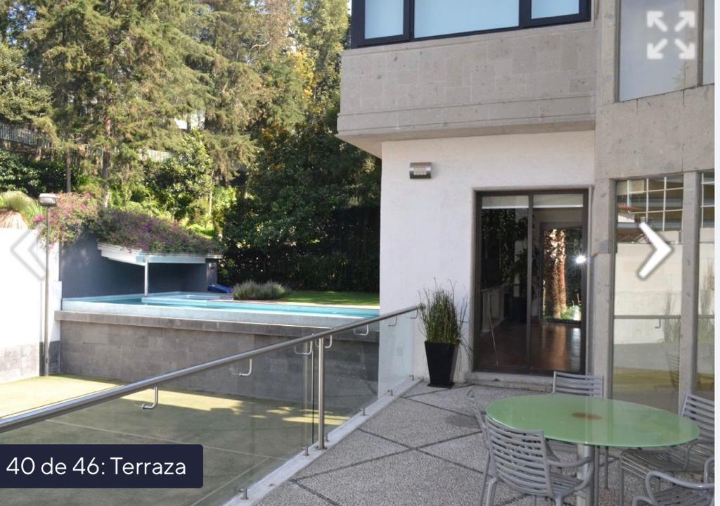 Foto Casa en Venta | Renta | Renta en  Miguel Hidalgo ,  Distrito Federal  Casa en Fraccionamiento en Real de las Lomas