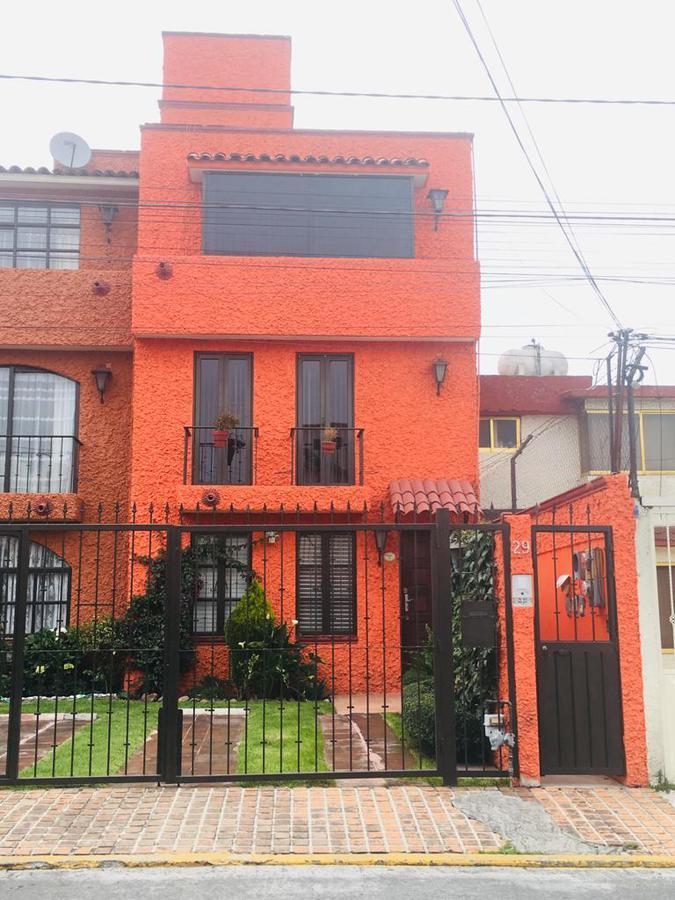 Foto Casa en condominio en Renta en  Las Haciendas,  Metepec  Las Haciendas, Metepec