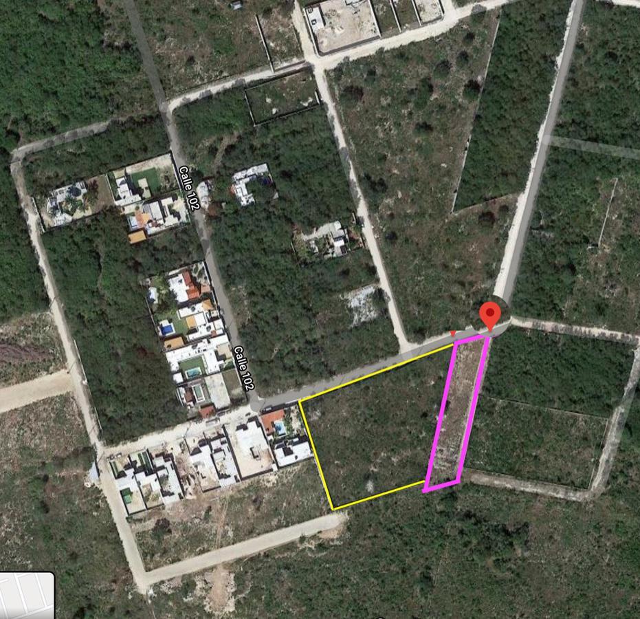 Foto Terreno en Venta en  Pueblo Dzitya,  Mérida  Oportunidad para construir tu proyecto residencial. En venta terreno en Dzitya.