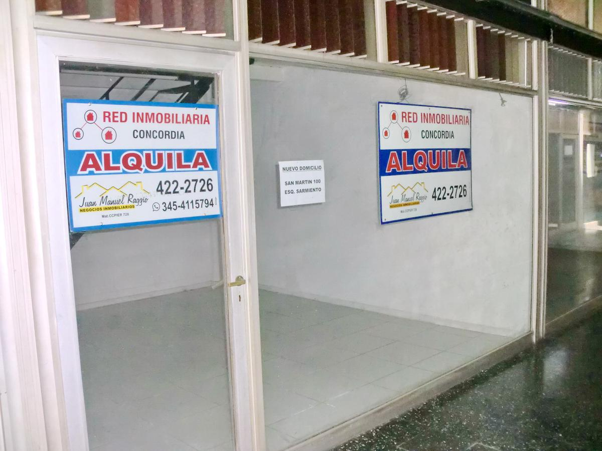 Foto Local en Alquiler en  Concordia,  Concordia  San Martin 28 - Locales