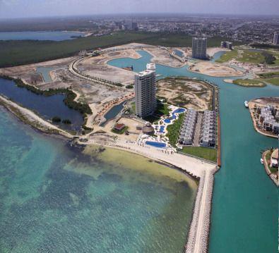 Foto Departamento en Venta en  Benito Juárez ,  Quintana Roo  Departamento en venta a estrenar en Puerto Cancún