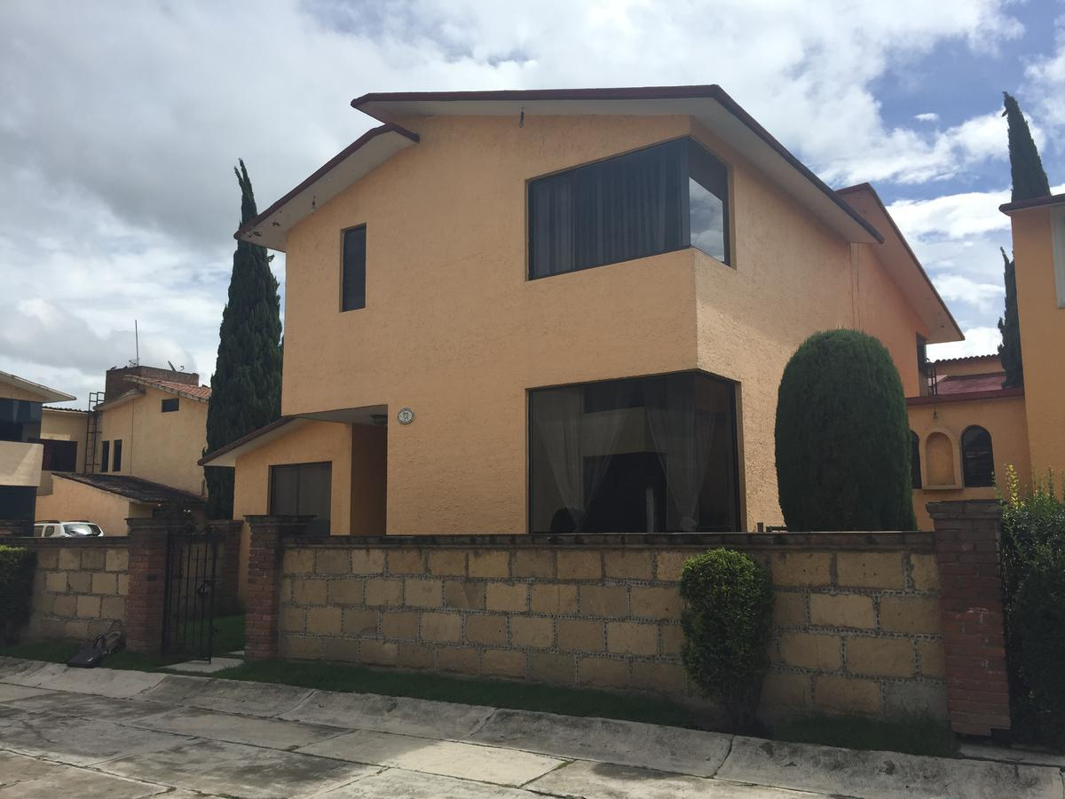 Foto Casa en condominio en Renta en  San Jerónimo Chicahualco,  Metepec  Renta Jeronimo, Metepec