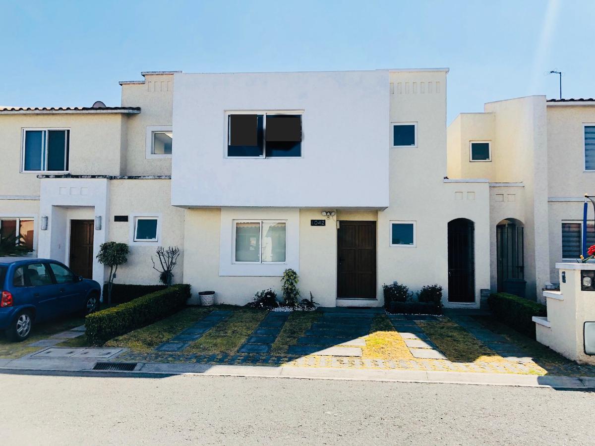 Foto Casa en condominio en Renta en  El Castaño,  Metepec  Catalpas
