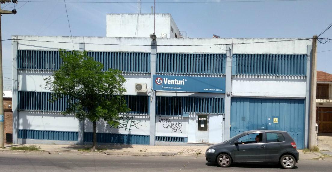 Foto Nave Industrial en Venta   Alquiler en  General Pueyrredon,  Cordoba  EUFRASIO LOZA al 400