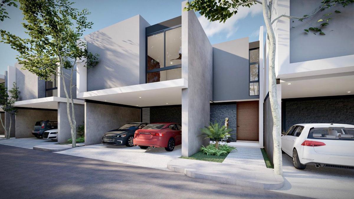 Foto Casa en Venta en  Conkal ,  Yucatán  Casa en Venta, con alberca, equipada, ubicada en Conkal