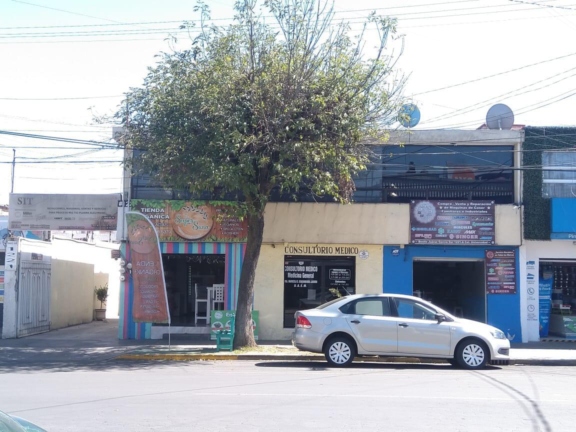 Foto Oficina en Venta en  Universidad,  Toluca  Benito Juárez Sur 1221
