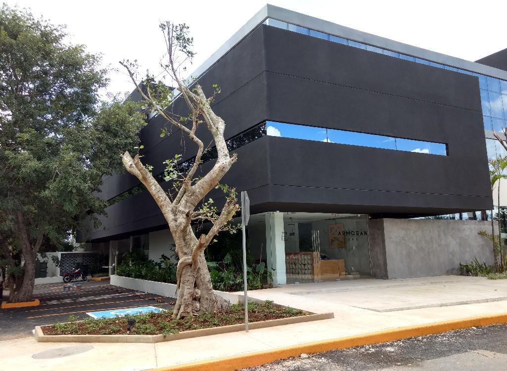 Foto Oficina en Renta en  Fraccionamiento Montebello,  Mérida  Renta Oficina en Almorán One (Oficina y Garden).