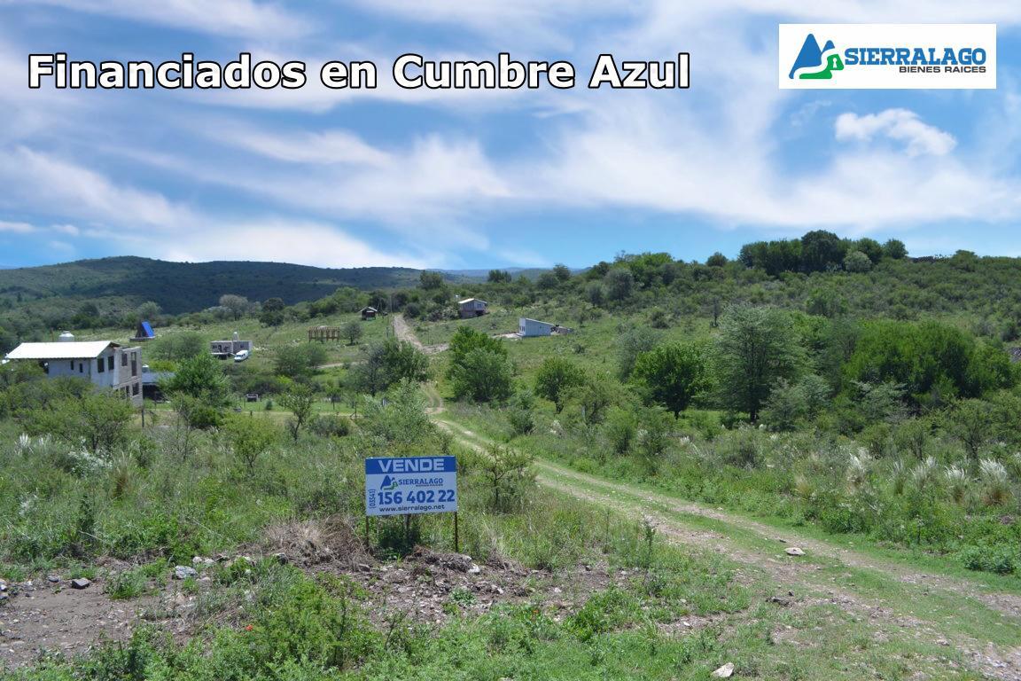 Foto Terreno en Venta en  Cosquin,  Punilla  FINANCIADOS - 20 lotes en Cumbre Azul, Cosquín