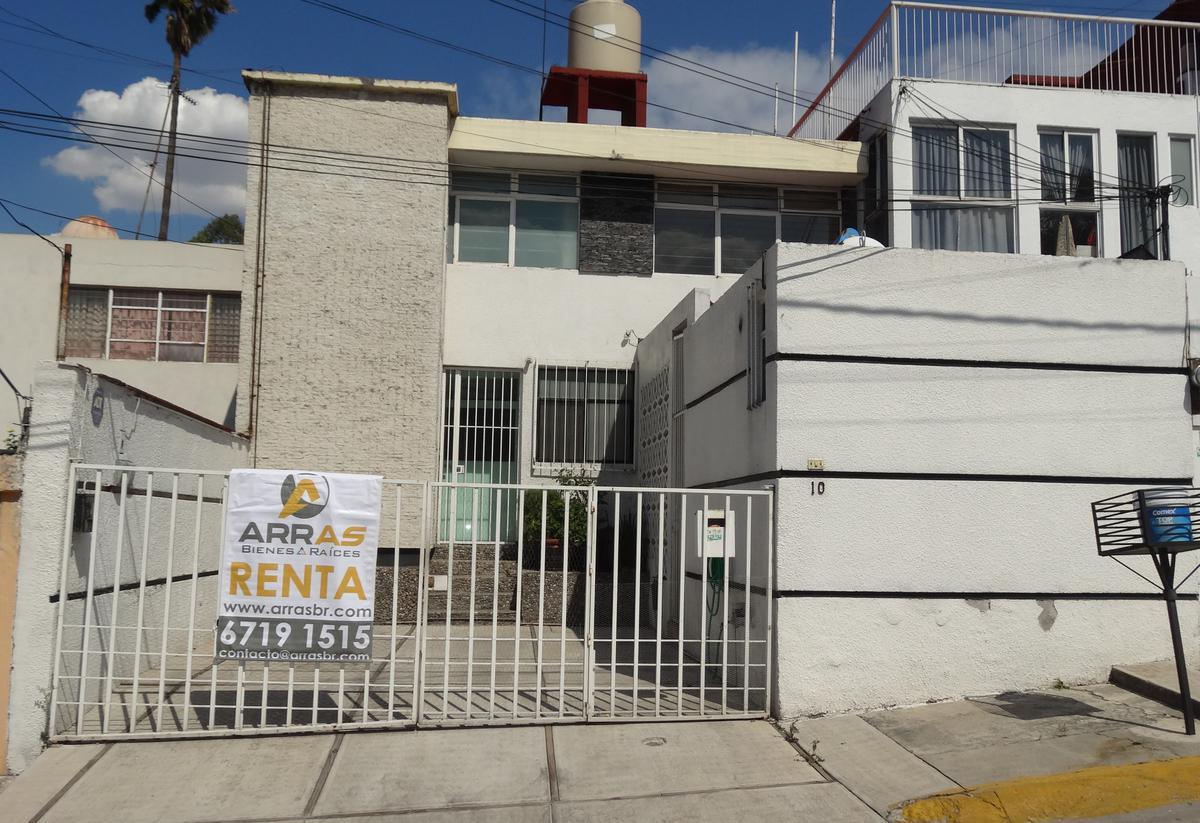 Foto Casa en Renta en  Magisterial Vista Bella,  Tlalnepantla de Baz  Magisterial Vista Bella
