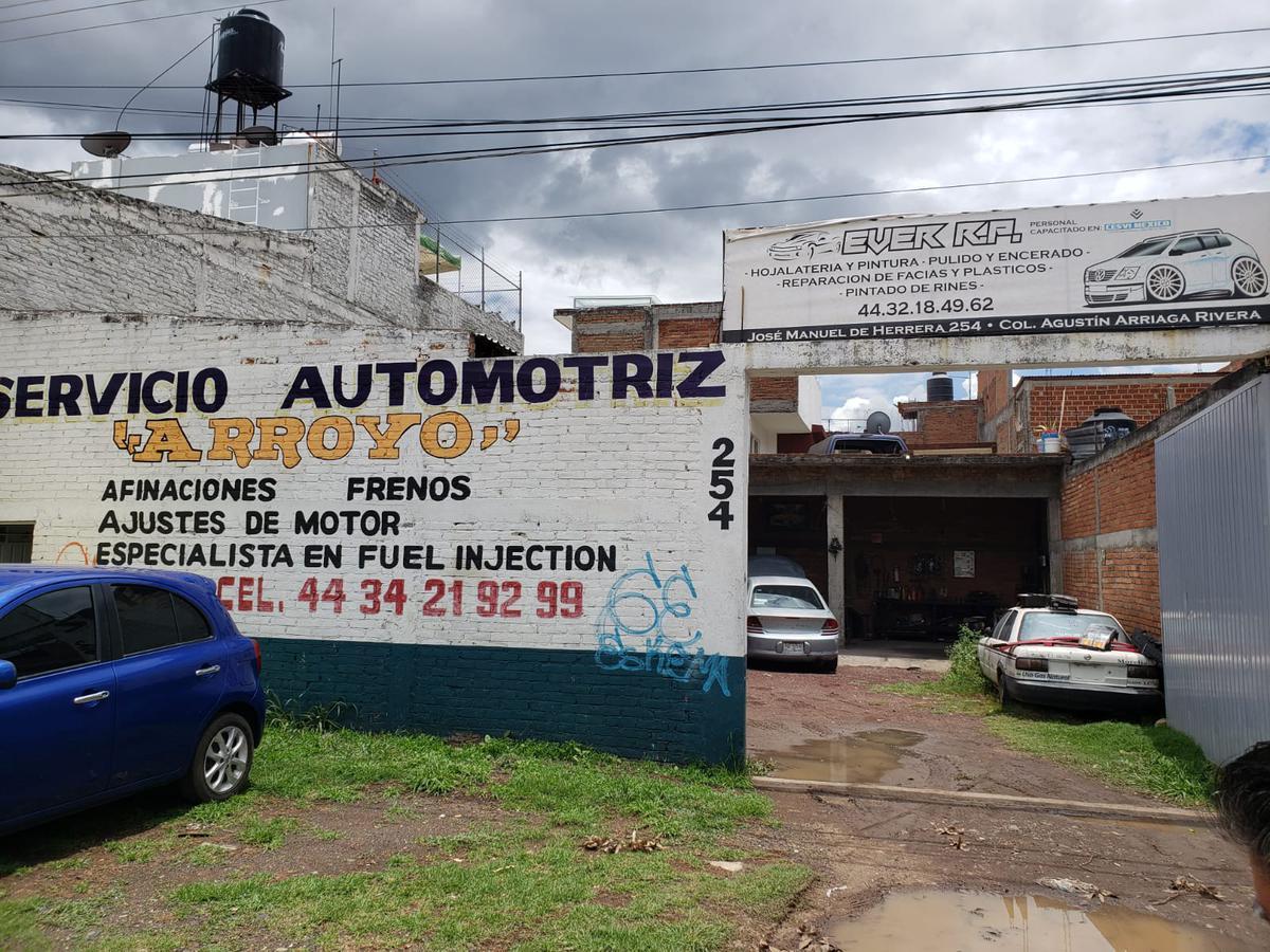Foto Terreno en Venta en  Morelia ,  Michoacán  AGUSTIN ARRIAGA RIVERA